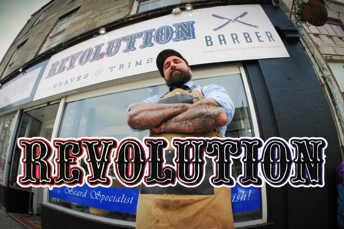 Revolution Barbershop