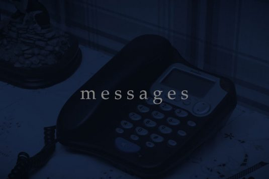 Messages (2020)